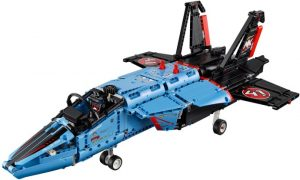 Lego Technic 42066 Ilmakilpasuihkari