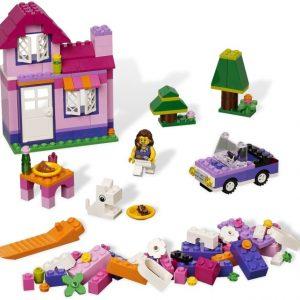 Lego Peruspalikat 4625 Pinkit Palikat