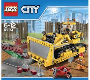 Lego City 60074 Raivaustraktori