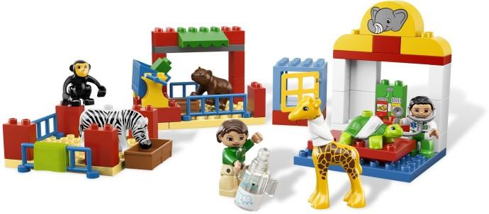 Lego Duplo 6158 Eläinklinikka