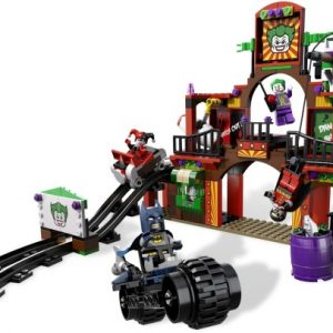 Lego Super Heroes 6857 The Dynamic Duo Funhouse Escape