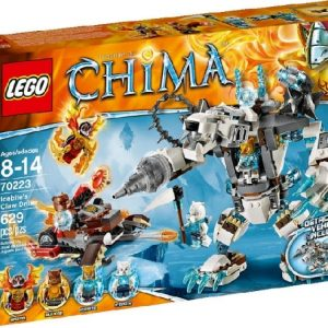 Lego Legends of Chima 70223 Icebiten Kynsiporaaja