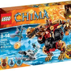 Lego Legends of Chima 70225 Bladvic's Rumble Bear