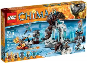 Lego Legends of Chima 70226 Mammoth's Frozen Stronghold