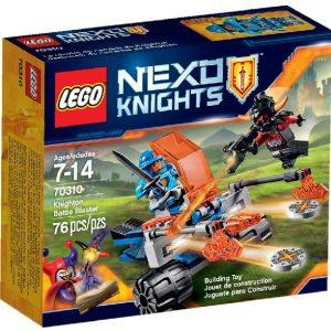 Lego Nexo Knights 70310 Ritari ja Taistelublaster
