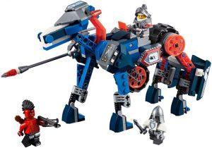 Lego Nexo Knights 70312 Lancen Robottihevonen