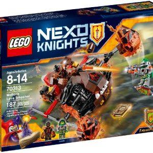Lego Nexo Knights 70313 Moltorin Laavamurskaaja
