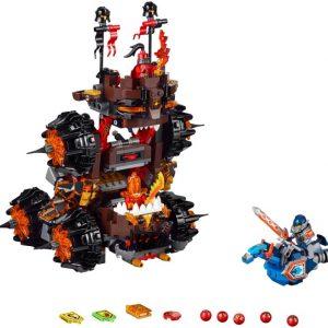 Lego Nexo Knights 70321 Kenraali Magmarin Tuhon Piirityskone