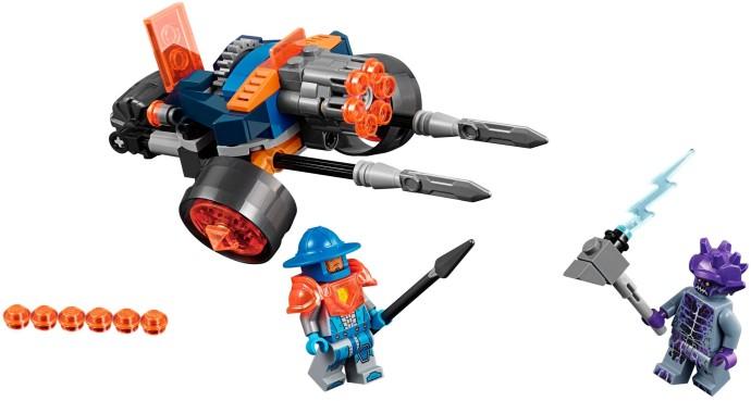 Lego Nexo Knights 70347 Kuninkaallisen Vartioston Tykistö