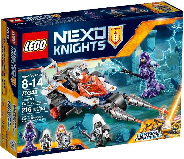 Lego Nexo Knights 70348 Lancen Tuplaturnajaistaistelija