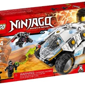 Lego Ninjago 70588 Titaanininjan Tumbler