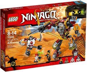 Lego Ninjago 70592 Pelasta M.E.C.