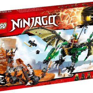 Lego Ninjago 70593 Vihreä NRG -Lohikäärme