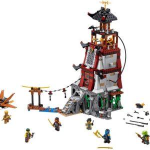 Lego Ninjago 70594 Majakan Piiritys