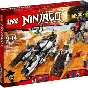 Lego Ninjago 70595 Ultrahäiverynnäkköalus