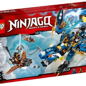 Lego Ninjago 70602 Jayn Elementtilohikäärme