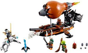 Lego Ninjago 70603 Hyökkäysilmalaiva