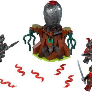 Lego Ninjago 70621 Punainen Hyökkäys