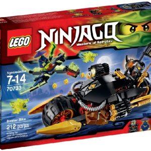 Lego Ninjago 70733 Blaster Pyörä