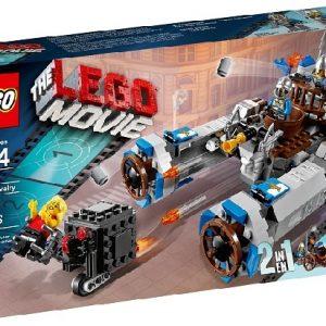 Lego Movie 70806 Linnan Puolustusjoukot