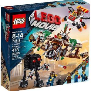 Lego Movie 70812 Kekseliäs Väijytys