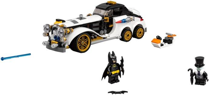 Lego Batman Movie 70911 Pingviini ja Arktinen Jyrä