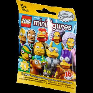 Lego Simpsons 71009 Minifiguurit 16 kpl