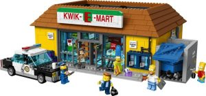 Lego Simpsons 71016 The Kwik-E-Mark