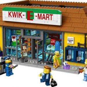 Lego Simpsons 71016 The Kwik-E-Mark