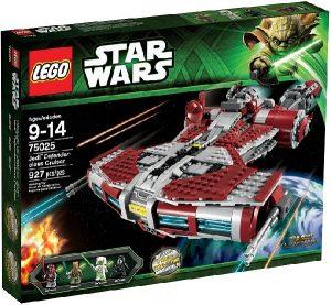 Lego Star Wars 75025 Jedi Defender-Class Cruiser