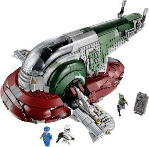 Lego Star Wars 75060 Slave I