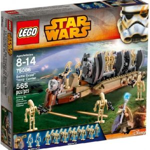 Lego Star Wars 75086 Battle Droid Troop Carrier
