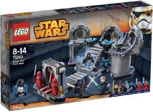 Lego Star Wars 75093 Death Star ja Viimeinen Taistelu