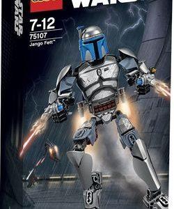 Lego Star Wars 75107 Jango Fett