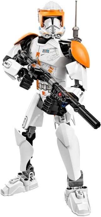 Lego Star Wars 75108 Kloonikomentaja Cody