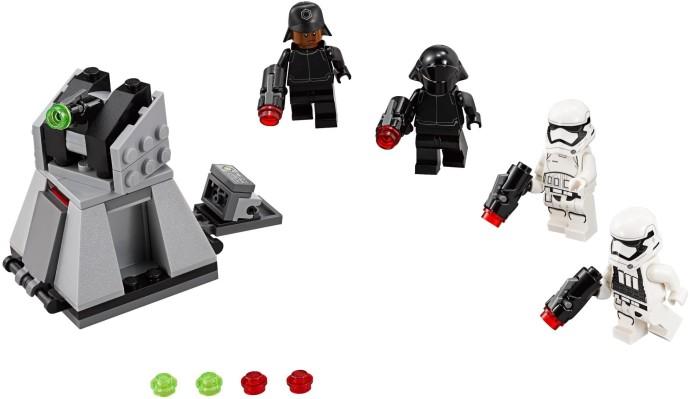 Lego Star Wars 75132 First Order Battle Back