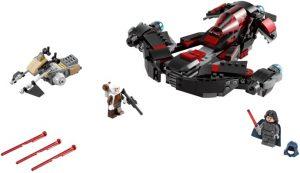 Lego Star Wars 75145 Eclipse Hävittäjä