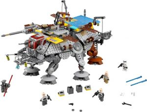 Lego Star Wars 75157 Kapteeni Rexin AT-TE