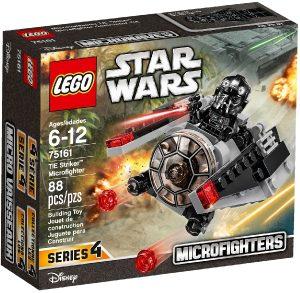 Lego Star Wars 75161 TIE Striker