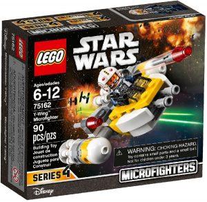Lego Star Wars 75162 Y-Wing