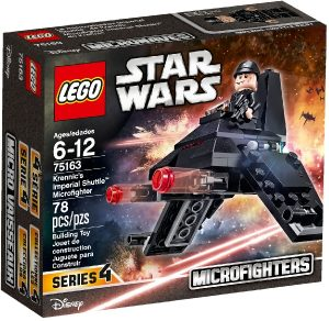 Lego Star Wars 75163 Krennic's Imperial Shuttle