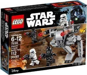 Lego Star Wars 75165 Imperial Trooper Battle Pack