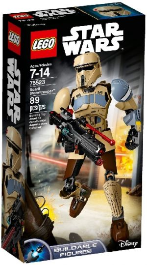 Lego Star Wars 75523 Scarif Stormtrooper