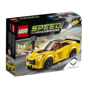 Lego Speed Champions 75870 Chevrolet Corvette