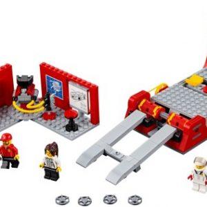 Lego Speed Champions 75882 Ferrari FXX K ja Kehityskeskus
