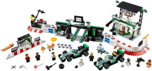 Lego Speed Champions 75883 Mercedes AMG Petronas Formula 1 Team