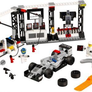 Lego Speed Champions 75911 McLaren Mercedes -Varikkopysähdys