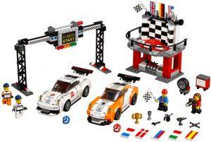 Lego Speed Champions 75912 Porsche 911 GT -Maalilinja