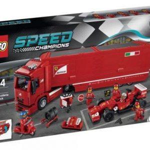 Lego Speed Champions 75913 F14 T & Scuderia Ferrari -Kuorma-auto