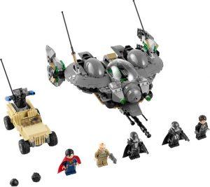 Lego Super Heroes 76003 Superman Smallvillen Taistelu